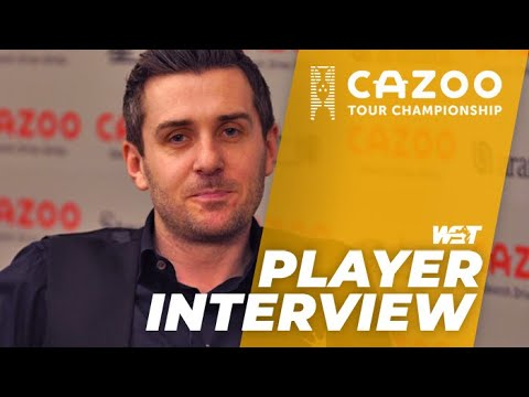 Selby Outplays Wilson To Make Semi Finals | Cazoo Tour Championship
