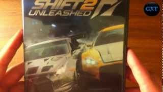 (NFS) Need For Speed SHIFT 2 UNLEASHED+Limited Edition 2011 Video Game Unboxing-Overview HD 720P