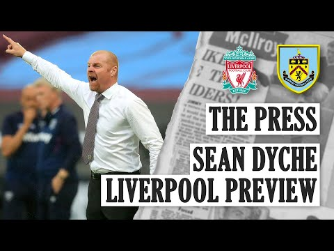SD TARGETS POINTS RECORD | THE PRESS | Liverpool v Burnley 2019/20