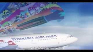 Turkish Airlines, «крылья» Шопинг-феста в Стамбуле(Фестиваль шоппинга начали проводить в Стамбуле с 2011 года. Теперь это уже стало традицией. Авиакомпания..., 2013-05-27T10:31:12.000Z)