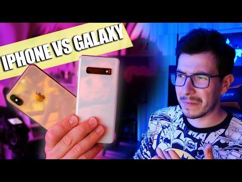 Продаю Samsung Galaxy S10 и перехожу обратно на IPhone