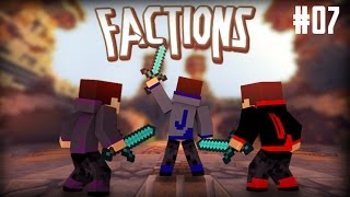 """MAX THE HELPER!"" Minecraft FACTIONS - Ep. 7 (Minecraft PvP Factions)"