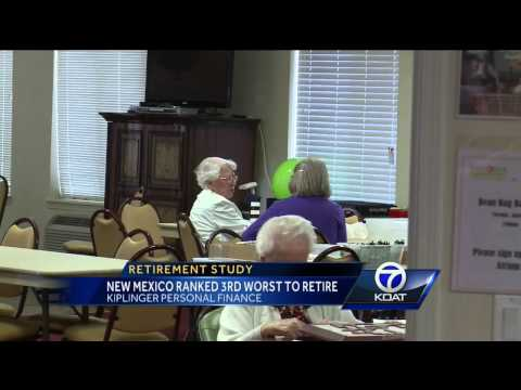 New Mexico Ranked 3rd Worst To Retire