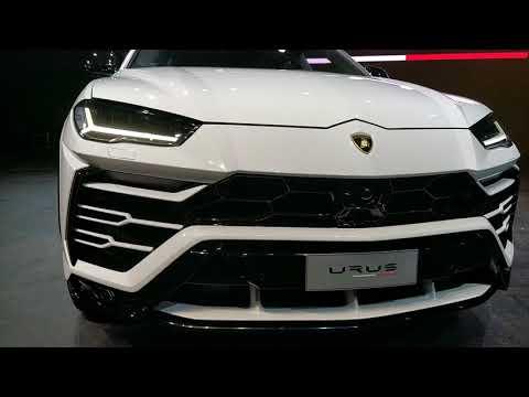 Lamborghini Urus Super SUV in India for INR 3 crore