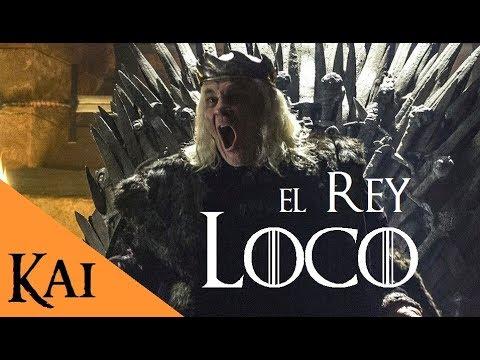 La Historia de Aerys II Targaryen, el Rey Loco