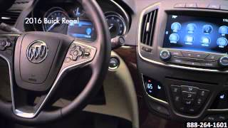 New 2016 Buick Regal Technology West Point Buick GMC Houston and Katy TX