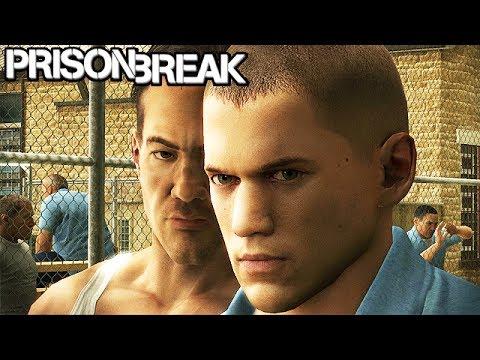 Prison Break The Conspiracy Gameplay German - Fox River Gefängnis