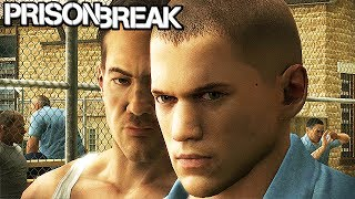 Prison Break The Conspiracy Gameplay German - Fox River Gefängnis