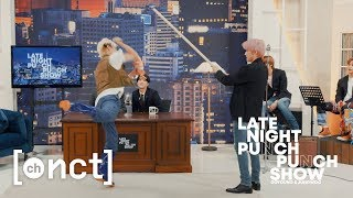 ❮Late Night Punch Punch Show❯ EP. 2 NCT 127 TALK SHOW