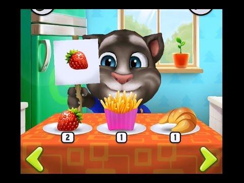 Мой Говорящий Том #3 – Детский игровой мультик для детей!