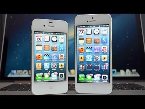 Apple iPhone 5 vs 4S: Speed and Gaming Performance