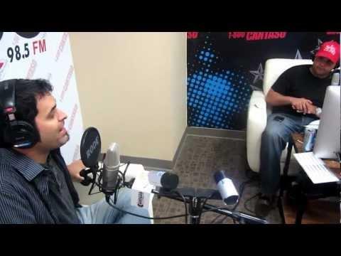 """""""1-800 Cantaso"""" - La nueva Fiesta 98.5 FM (Long Island) - Juan Francisco Zerpa"""