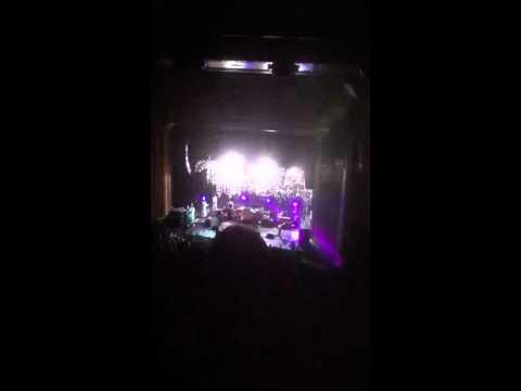 Wilco - lyric opera house 12/12/11 - art of almost