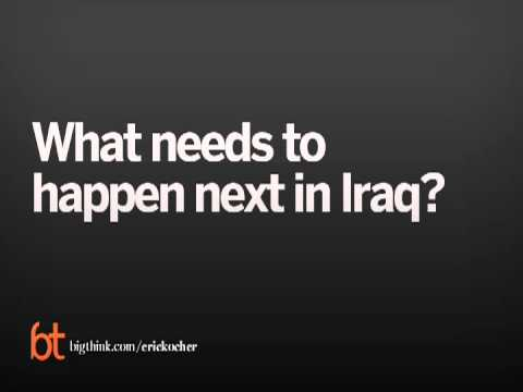 Eric Kocher on Soldiers in Iraq