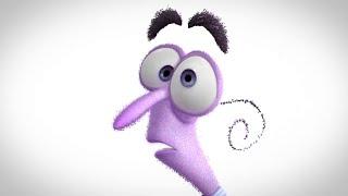 Inside Out - Ah! (2015) Disney Pixar Animierte Film HD
