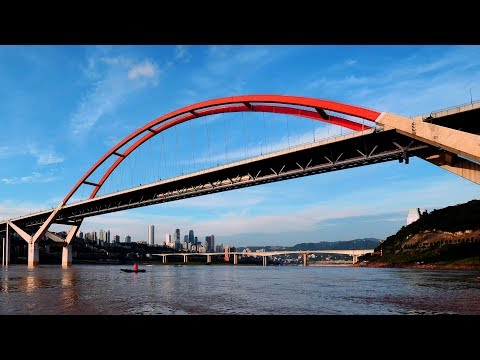 "Exploring record-breaking bridges in ""bridge capital"" of China"