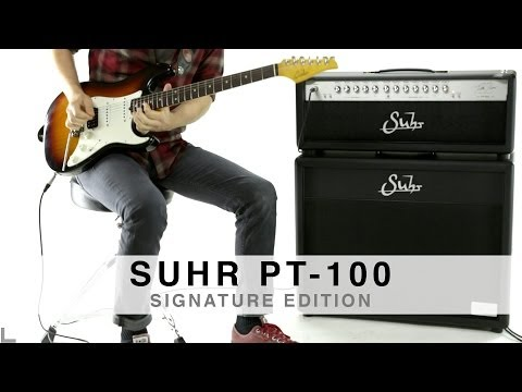 SUHR PT-100 SIGNATURE EDITION™ AMPLIFIER
