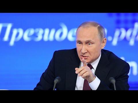 Putin: There