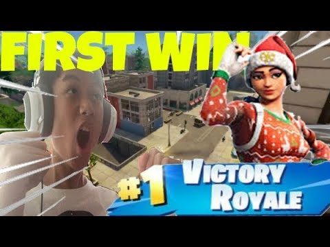 MY FIRST SOLO WIN OF FORTNITE SEASON 7! Best FORTNITE 13 Year old (MUST WATCH)