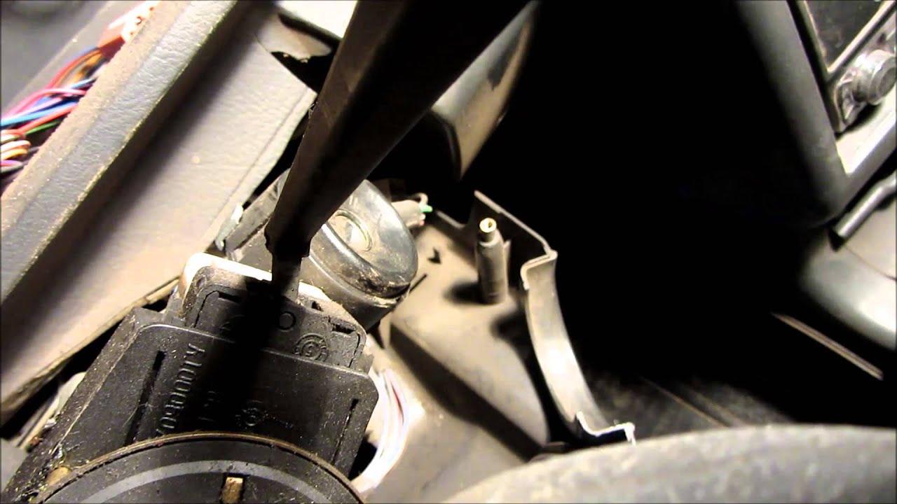 Замена подрулевых переключателей на ВАЗ 2110, 2111 и 2112