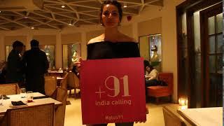 Shweta Kawatra at +91, Juhu (Mumbai)