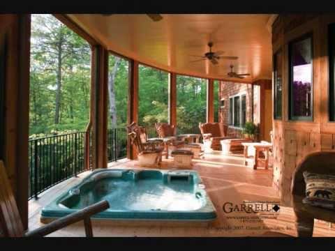 THE TRANQUILITY HOUSE PLAN  04159 BY GARRELL ASSOCIATES  INC GA 1 MICHAEL W GARRELL  YouTube