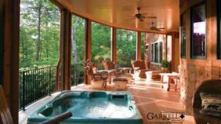 The Tranquility House Plan  # 04159 By Garrell Associates , Inc.  Ga 1 Michael W. Garrell