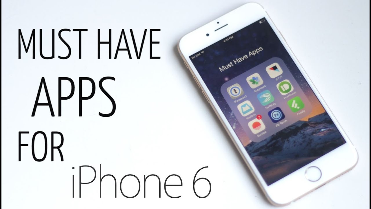 best iphone apps to have