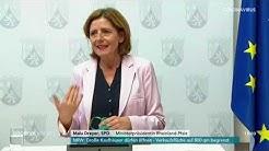 Malu Dreyer (Ministerpräsidentin Rheinland-Pfalz) zur Maskenpflicht in Rheinland-Pfalz am 22.04.20