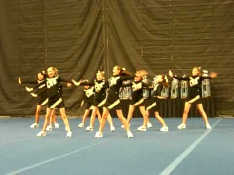 Lodi Christian School Cheerleaders Competition 2009