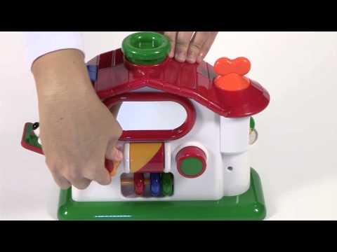 Tolo Toys Pop Up Farm House Demo