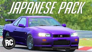 ASSETTO CORSA JAPANESE PACK DLC REVIEW - You should buy this