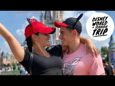 Our First Family Vacation | DisneyWorld