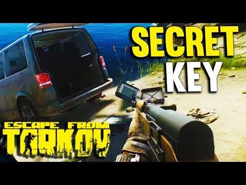 Escape From Tarkov Woods   Secret Key Location ???