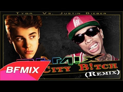 Boy City B!tch (BFMIX Remix / Mash-up) | [Tyga - Rack City Vs. Justin Bieber - Boyfriend]