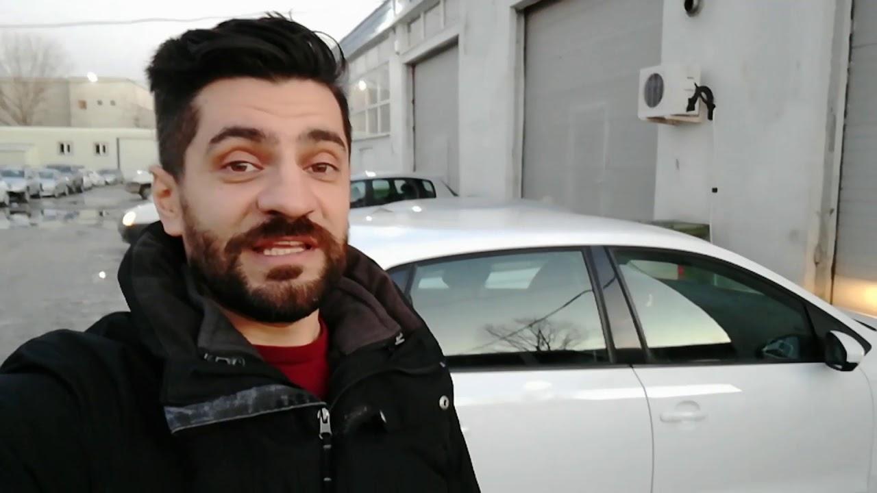 Verificare masina second hand. VW Polo de la dealer.