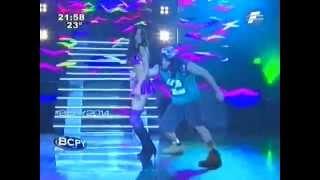 David y Guada bailan #Cumbia #BCPY2014 - 03-07-2014.
