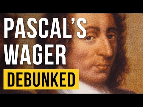 "pascal s wager ""pascal's wager"" is the name given to an argument due to blaise pascal for believing, or for at least taking steps to believe, in god the name is somewhat misleading, for in a single section of his pensées, pascal apparently presents at least three such arguments, each of which might be called a 'wager'—it is only the final of these that is traditionally referred to as ""pascal."