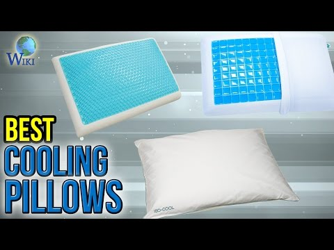 10 Best Cooling Pillows 2017