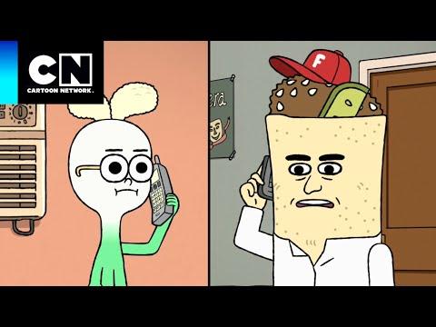 Adiós | Manzana y Cebollín | Cartoon Network