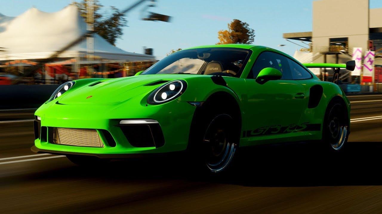 Forza Horizon 4 | 2019 Porsche 911 GT3 RS (Drag Tune ...