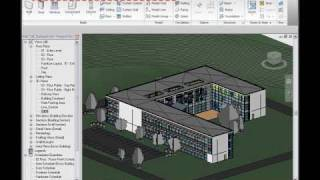 Autodesk Revit Architecture 2010 User Interface Tour
