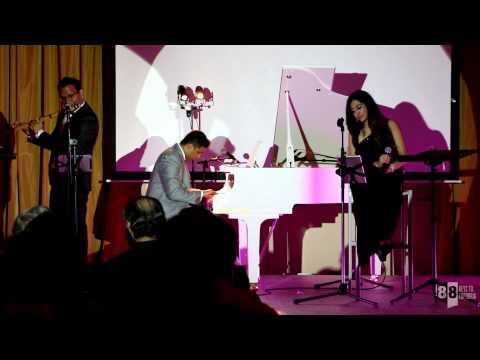 Lag Ja Gale - Live From France | Aakash Gandhi, Jonita Gandhi & Sahil Khan