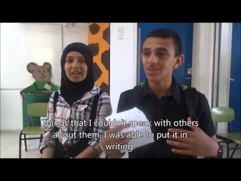 Writers Matter 2015: Israel and the West Bank