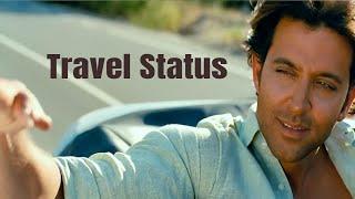 Best travel status | Zindagi Na Milegi Dobara | khabhon ke parindey Song |