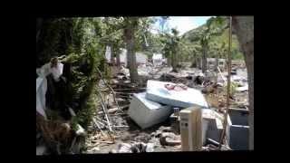 DESASTRE EN EL PIRINEO ARAGONES