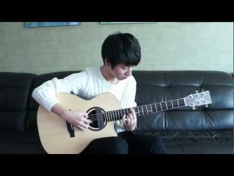 (Kotaro Oshio) Sundance - sungha Jung