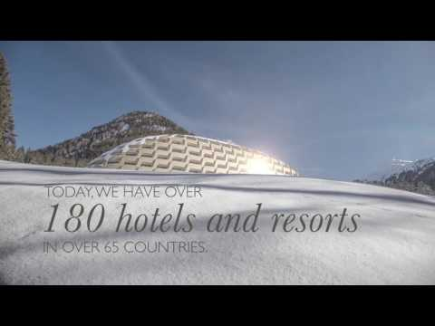 InterContinental Hotels & Resorts History