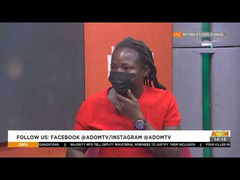 Mother Claims: Her father and step-brother got her pregnant - Obra on Adom TV (22-4-21)