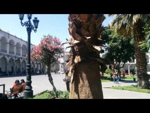 Plaza Armas Arequipa